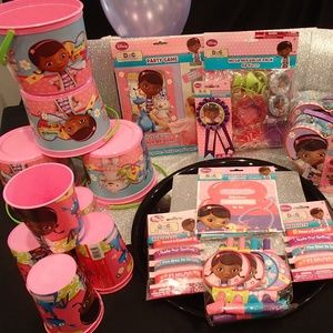 Other - Birthday Party Favors Doc McStuffins (28PCS)